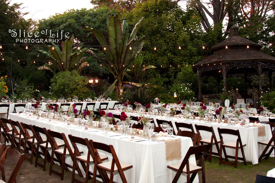 A Magic Garden Wedding Just Imagine Weddings Ceremonies Blog