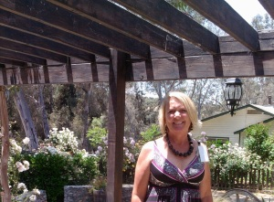 Thanks to the lovely Quail Havens owner and host Lindy Walman, who still has her charming Australian accent despite living stateside more than 20 years.