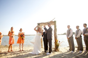 Unity Ceremony: They tied the knot!