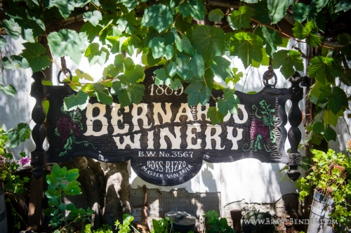 Bernardo Winery in Rancho Bernardo