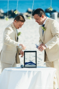 This will make a beautiful souvenir and decor in their home. Photo by Derek Chad
