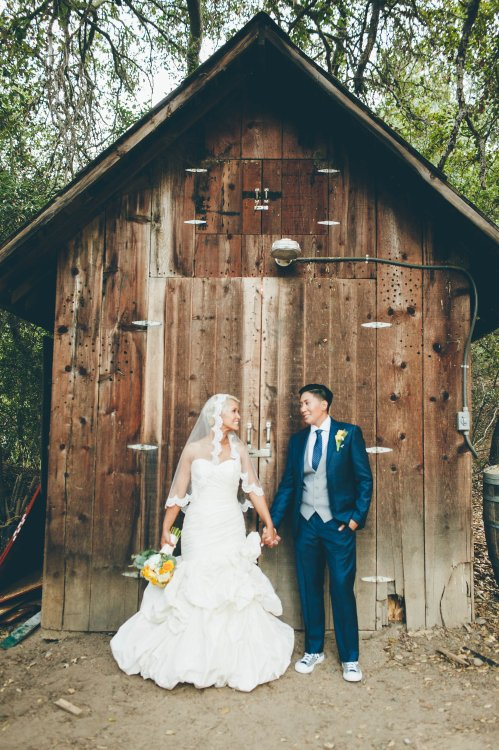 Rustic love. Photo by Melissa Abiador