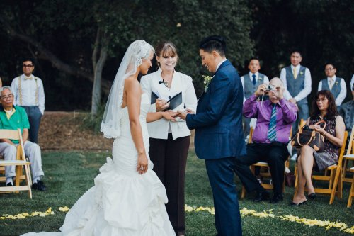 With this ring, I thee wed. Photo by Melissa Abiador