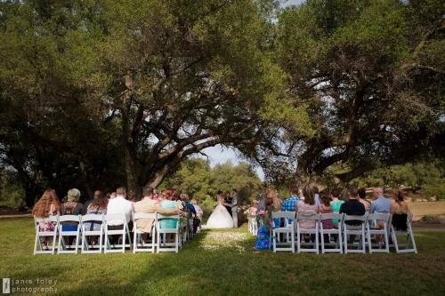 ceremony wide angle