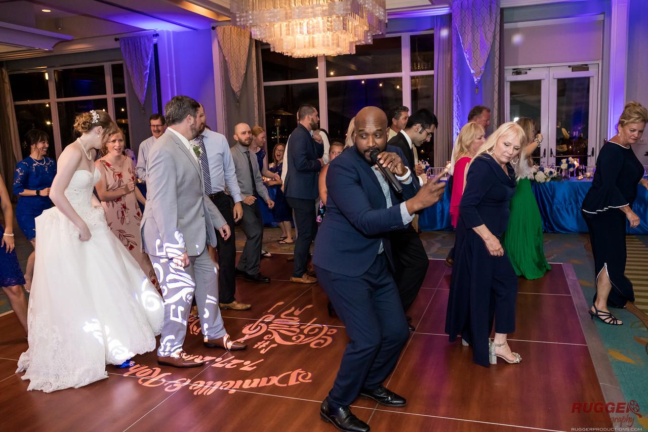 earl on dance floor