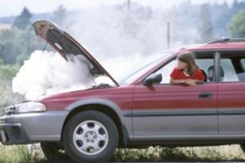 car broke down2